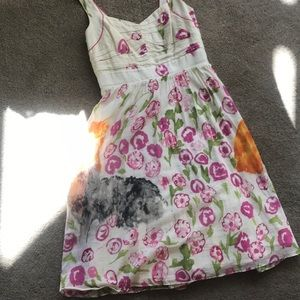 Floreat dress from Anthropologie. Darling!